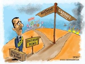 al-assad-gaddafi-road-cartoon-598x450